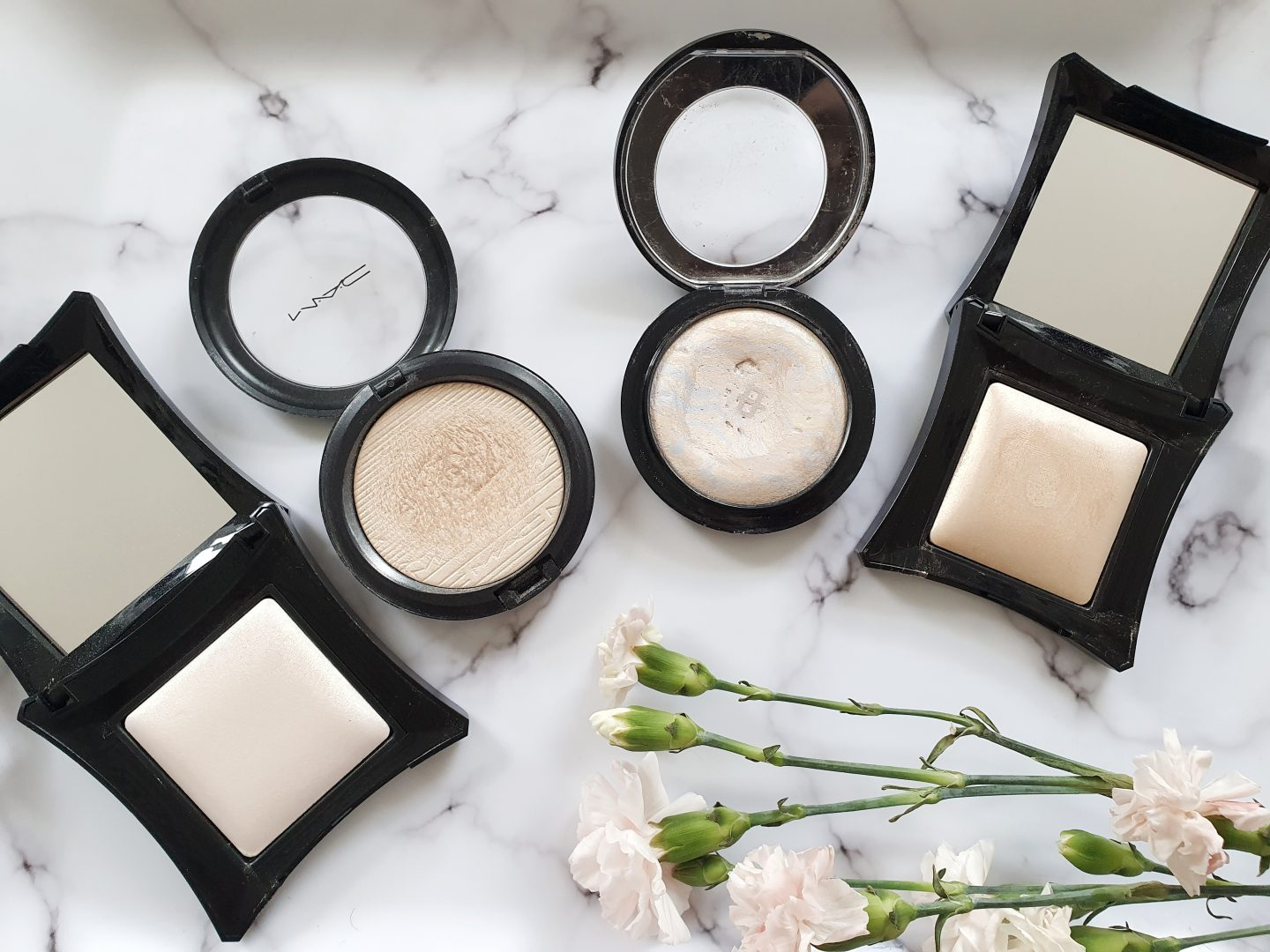4 Favourites | High End Highlighter Edition